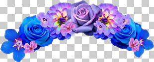 Flower Bouquet Wreath Crown PNG