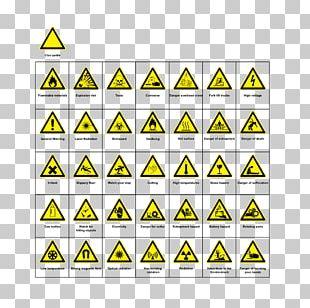 Hazard Symbol Warning Sign Safety PNG