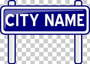 Street Or Road Name Sign Portable Network Graphics PNG