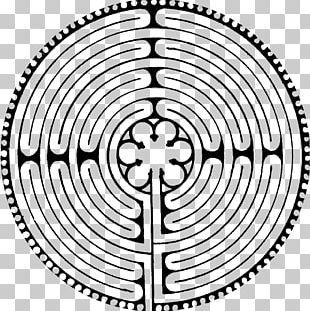 Chartres Cathedral Labyrinth Notre-Dame De Paris Middle Ages PNG