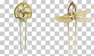 Earring Art Nouveau Jewellery Art Deco PNG