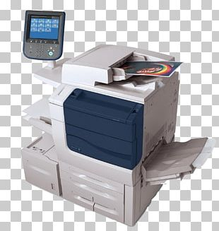 Xerox Photocopier Multi-function Printer Color Printing PNG