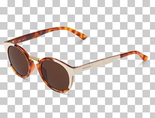 Goggles Sunglasses Clothing Accessories Ray-Ban Round Metal PNG