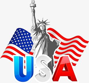 Usa United States PNG