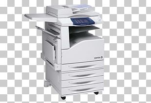 Xerox Photocopier Multi-function Printer Printing PNG
