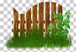 Fence Garden Gate PNG