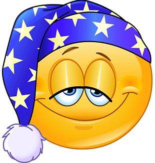 Smiley Emoticon Sleep PNG