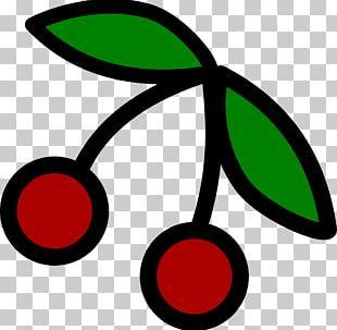 Cherry Pie Cartoon PNG