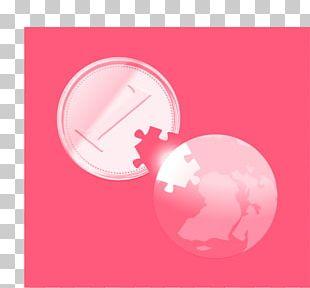 Desktop Pink M Font PNG