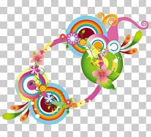 Color Rainbow PNG