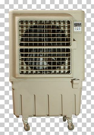 Evaporative Cooler Fan Air Conditioning Computer System