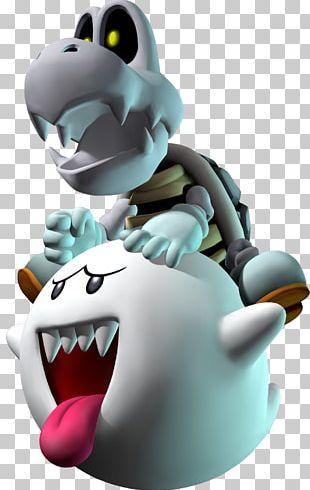Bowser Mario Boos Dry Bones King Boo PNG