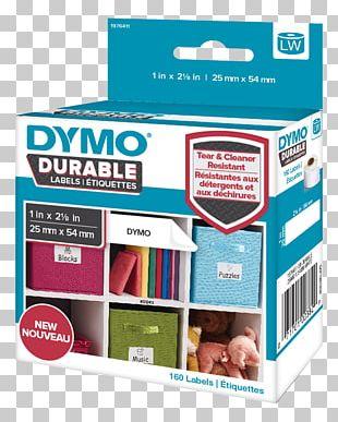 Adhesive Tape DYMO BVBA Label Printer Office Supplies PNG