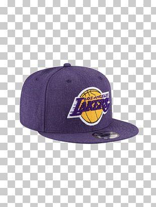 Baseball Cap Los Angeles Lakers Hat Fullcap PNG