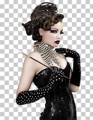 Gothic Beauty Gothic Fashion Photography PNG