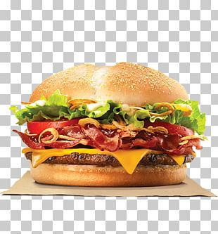 Whopper Cheeseburger Hamburger Chicken Sandwich Big King PNG
