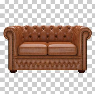 Loveseat Couch Furniture Club Chair PNG