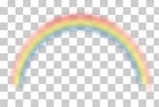 Rainbow Colorful Blur Free Material PNG