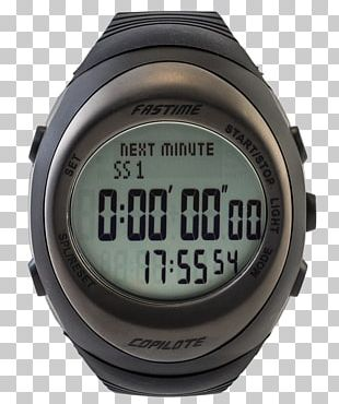 Stopwatch Co-driver Chronometer Watch Clock PNG