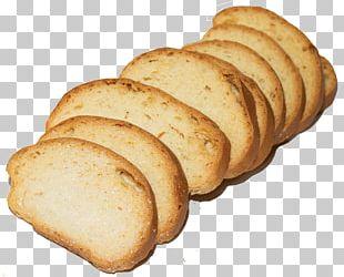 Zwieback Rye Bread Toast Pandesal Sliced Bread PNG