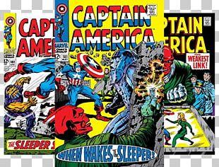 Comics Red Skull Captain America Comic Book Superhero PNG