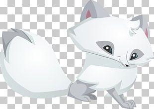 Arctic Fox PNG