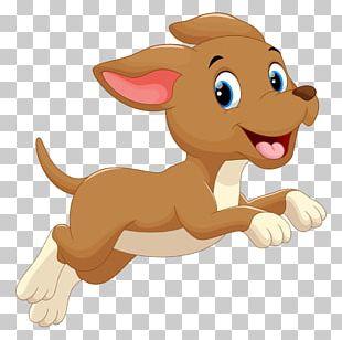 Dog Puppy Cartoon PNG
