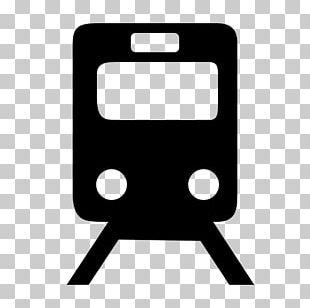 Rail Transport Train Station Airport Railway Line PNG