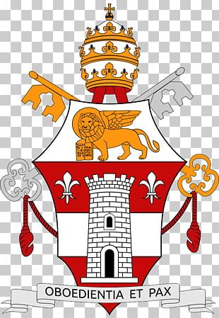 Vatican City Papal Coats Of Arms Pope Second Vatican Council Coat Of Arms PNG