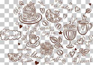 Food Dessert Drawing Illustration PNG