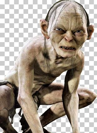 The Lord Of The Rings: The Fellowship Of The Ring Gollum Frodo Baggins The Hobbit PNG