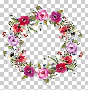 Flower Ring Stock Photography PNG