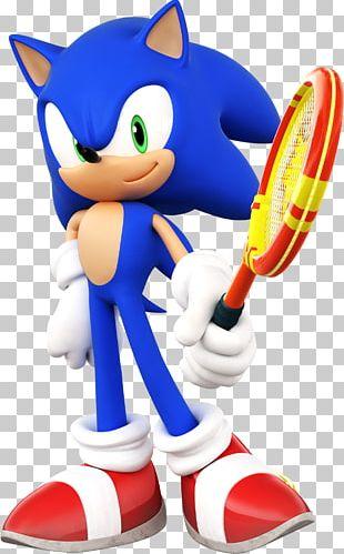 Sonic & Sega All-Stars Racing Sega Superstars Tennis Sonic The Hedgehog Amy Rose Shadow The Hedgehog PNG