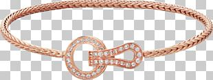 Bracelet Cartier Jewellery Diamond Gold PNG