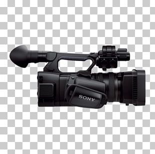 Sony Handycam FDR-AX1 4K Resolution Camcorder PNG