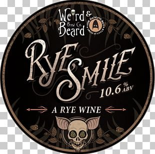 Weird Beard Brew Co Beer Brewing Grains & Malts India Pale Ale Brewery PNG