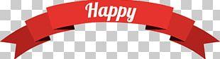 Birthday Cake Ribbon Greeting Card Illustration PNG