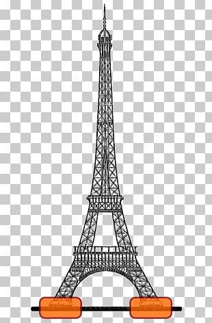 Eiffel Tower Champ De Mars Seine PNG