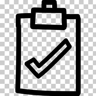Check Mark Clipboard Computer Icons Checkbox PNG