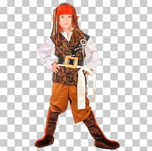 Costume Design Jack Sparrow Halloween Cook PNG