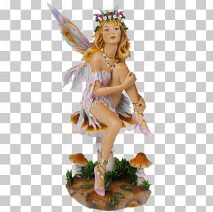 Fairy Ring Figurine Elf Elemental PNG