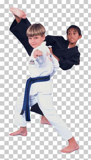 Dobok Karate Taekwondo Martial Arts Kick PNG