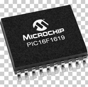 Microcontroller 16-bit Microchip Technology 8-bit PNG
