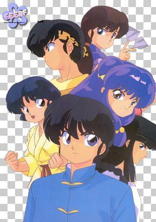 Ryu Kumon Akane Tendo Ranma ½: Hard Battle Inuyasha PNG
