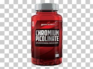 Dietary Supplement Chromium(III) Picolinate Metabolism Capsule PNG