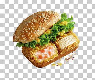 KFC Barbecue Chicken Hamburger Fast Food PNG