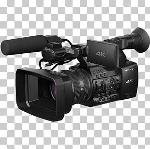 Sony XDCAM PXW-Z100 4K Resolution Video Cameras Sony XDCAM PXW-Z150 PNG