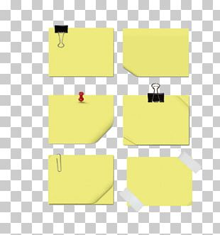 Paper Post-it Note Notebook PNG