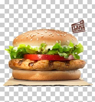 TenderCrisp Burger King Grilled Chicken Sandwiches Whopper Chicken Fingers PNG