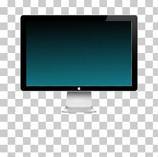 Computer Monitors LED-backlit LCD Display Device Personal Computer Liquid-crystal Display PNG